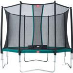 Studsmattor Berg Favorit 380cm + Safety Net Comfort