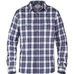 Flanellskjorta Herrkläder Fjällräven Singi Flannel Shirt LS Uncle Blue