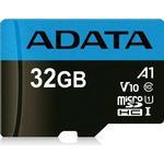 Adata Premier microSDHC Class 10 UHS-I U1 V10 A1 85/25MB/s 32GB +Adapter
