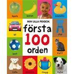 Board book Böcker Min lilla pekbok: Första 100 orden (Board book, 2018)