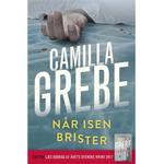 Pocket - Deckare & Thrillers Böcker Når isen brister, Paperback