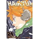 Haikyu!!, Vol. 24 (Häftad, 2018)