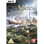 Mac-spel Sid Meier's Civilization 5