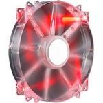 200mm fläkt Datorkylning Cooler Master MegaFlow 200 LED Red Silent Fan 200mm