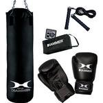 Kampsportshandskar Hammer Chicago Boxing Set