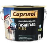 Cuprinol Plus Träfasadsfärger Vit 2.5L