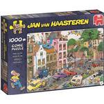 Pussel Jumbo Jan Van Haasteren Friday the 13th 1000 Pieces