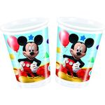 Plastmuggar Disney Plastic Cup Mickey Mouse Clubhouse 8-pack