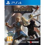 Pillars of eternity ii PlayStation 4-spel Pillars of Eternity 2: Deadfire