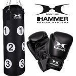 Kampsportshandskar Hammer Sparring Boxing Set