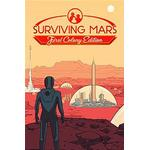 Management PC-spel Surviving Mars - First Colony Edition