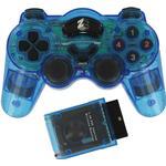 Spelkontroller ZedLabz Wireless RF Double Shock Vibration Controller - Blue