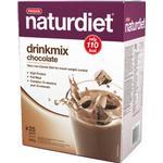 Naturdiet Drinkmix Choklad 25 st