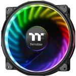 200mm fläkt Datorkylning Thermaltake Riing Plus 20 LED RGB TT Premium Edition with Controller 200mm