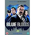 Blue bloods Filmer Blue Bloods - Series 2 - Complete (DVD)