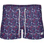 Herrkläder Frank Dandy Blume Swim Shorts - Navy