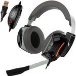 Headphones and Gaming Headsets Gamdias Hephaestus P1 RGB
