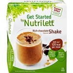 Nutrilett Rich Chocolate Shake 33g 15 st