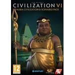Mac-spel Sid Meier's Civilization VI: Nubia Civilization & Scenario Pack