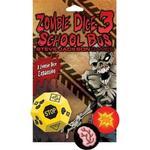 Zombiespel Sällskapsspel Pegasus Zombie Dice 3: School Bus