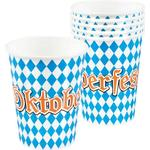 Pappersmuggar Boland Paper Cup Oktoberfest 6-pack