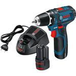 Skruvdragare gsr 12v 15 Borrmaskiner & Skruvdragare Bosch GSR 12V-15 FC Professional (2X1.5Ah)