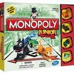 Finansspel Sällskapsspel Monopoly: Junior