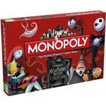 Disney Sällskapsspel USAopoly Monopoly Tim Burton's The Nightmare Before Christmas