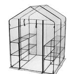 Miniväxthus Hortus 211-203 Plast PVC-plast