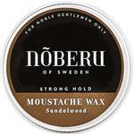 Nõberu of Sweden Mustache Wax Strong Hold Sandalwood 30ml
