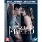 Fifty shades freed Filmer Fifty Shades Freed (Blu-Ray + Bonus Disc + Digital Download)