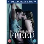Fifty shades freed Filmer Fifty Shades Freed (DVD + Bonus Disc + Digital Download)