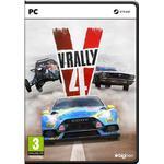 Rally spel ps3 PC-spel V-Rally 4