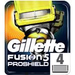 Gillette Fusion5 ProShield 4-pack