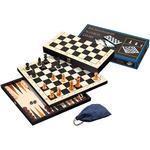 Backgammon Checkers Set