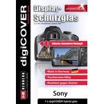 digiCOVER Hybrid Glas Sony 6000/6300/6500 Displayskydd