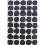 Chhatwal & Jonsson Dots (180x270cm) Beige, Blå