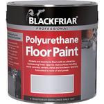 Floor Paint Blackfriar Professional Polyurethane Floor Paint Red 0.5L