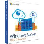Microsoft Windows Server 2016 Datacenter 16 Core English (64-bit OEM)