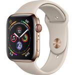 Smartwatches Apple Watch Series 4 Cellular 40mm Stainless Steel Case with Sport Band