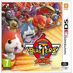 Yokai watch Nintendo 3DS-spel Yo-Kai Watch Blasters: Red Cat Corps