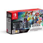 Spelkonsoler Nintendo Switch - Grey - 2018 - Super Smash Bros. Ultimate