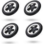 Bugaboo Donkey/Donkey2 Foam Wheels Replacement Set