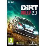 Simulation PC-spel DiRT Rally 2.0
