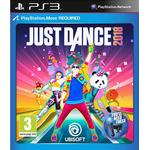 Music PlayStation 3-spel Just Dance 2018