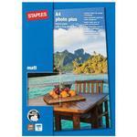 Kontorsmaterial Staples Premium 240g A4 25