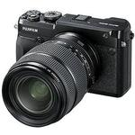 Spegellös systemkamera Fujifilm GFX 50R + GF 32-64mm f/4 R LM WR