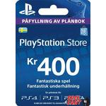 Sony PlayStation Network - 400 KR