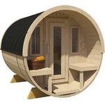 Bastustuga Nordkapp.NU Thin Eco (Byggnadsarea 4.63 m²)