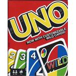 Mattel UNO : With Customizable Wild Cards